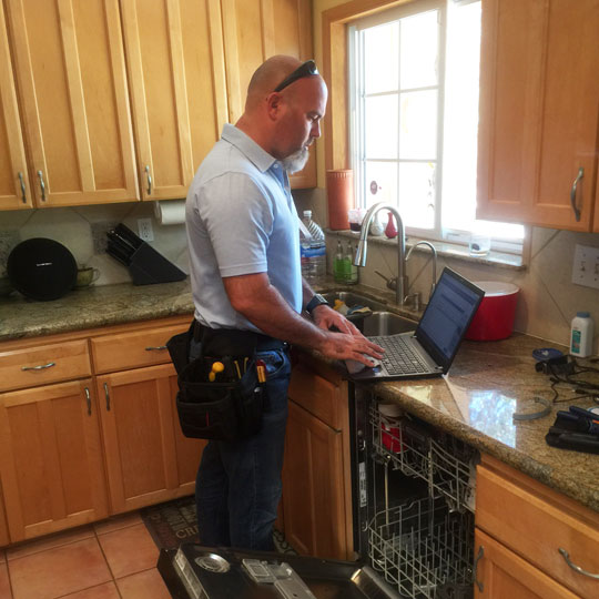 Our San Diego home inspection services use the latest technologies.
